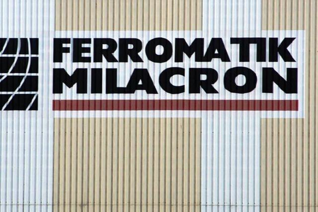 Wieviele müssen bei Ferromatik in Malterdingen gehen?