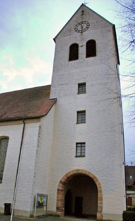 St. Stephan, Hauptkirche der Seelsorge...rrgemeinderat für alle vier Pfarreien.  | Foto: Manfred Frietsch
