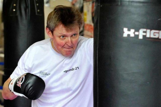 Box-Debüt: Kirchbach steigt in den Ring