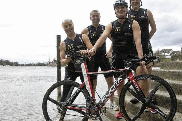 Weg frei für den neuen Triathlon