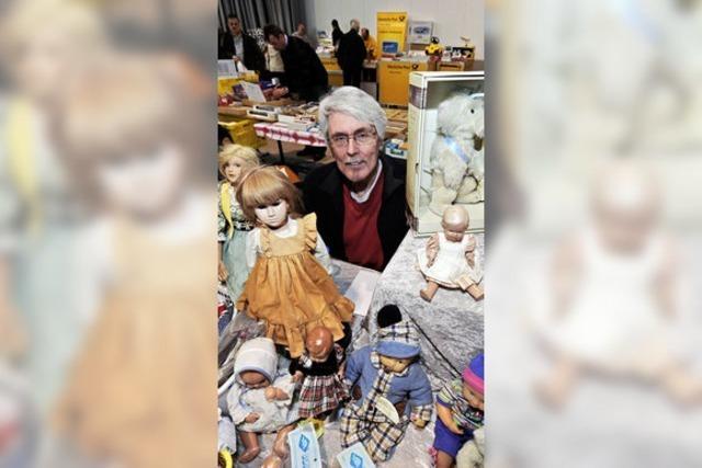 Spielzeugbörse: Wenn Erwachsene zum Kind werden