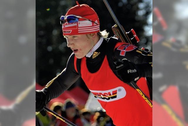 Medaillenflut bei der Biathlon-DM