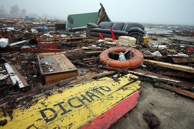 Sturmtief Xynthia fegt über Europa