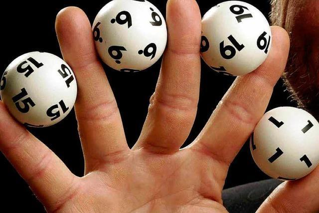 Jackpot-Gewinner kommt aus Südwesten