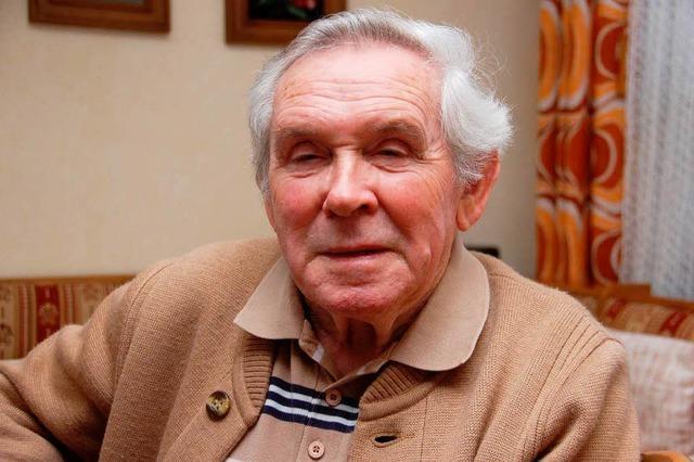 Altstadtrat Walter Frick mit 86 gestorben