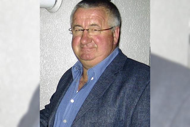 Martin Weiler löst Lothar Wiedle ab