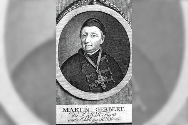 Fürstabt Gerbert – ein Jesuit?