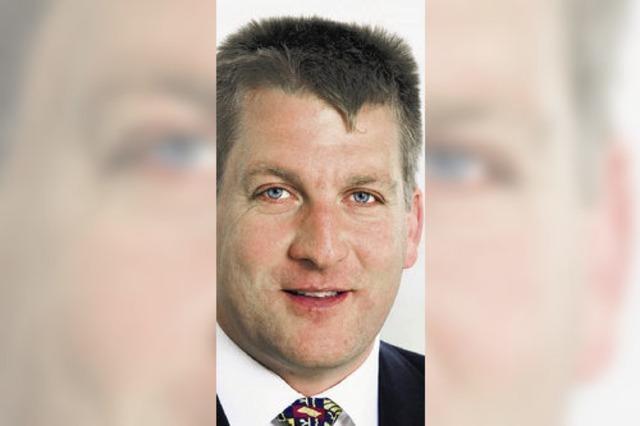 Christoph Waßmer ist nun Vorsitzender