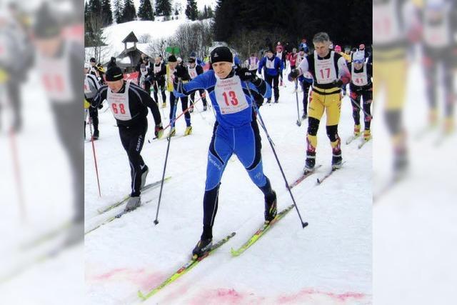 Läufer sogar aus Norwegen dabei