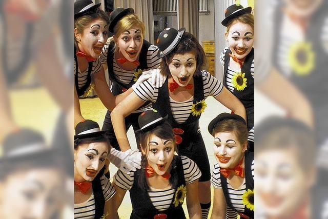 Tolle Tänze, proppenvolle Aubachhalle