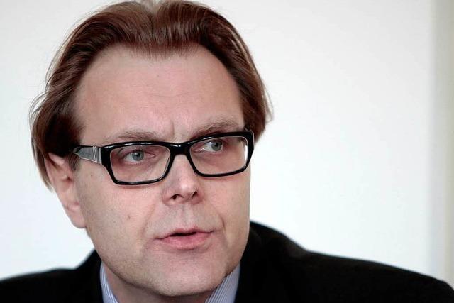 Guido Schöneboom ist neuer Bürgermeister in Lahr