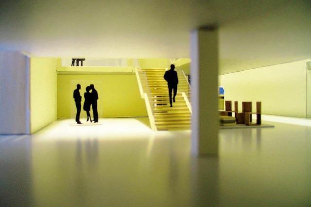 Benefizkonzert: Werbung für ein Freiburger Ensemblehaus