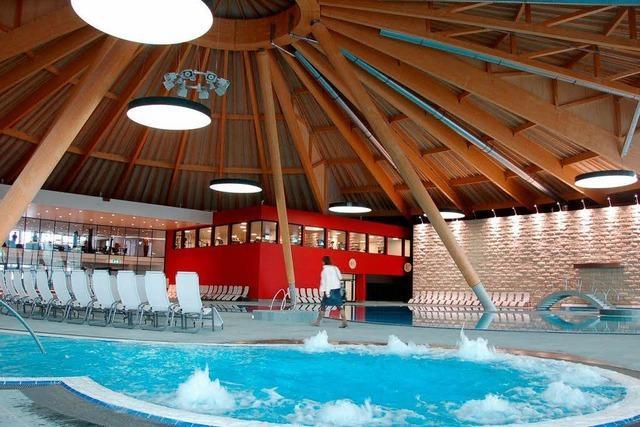 Aquabasilea: Neuer Wellness-Tempel eröffnet bei Basel