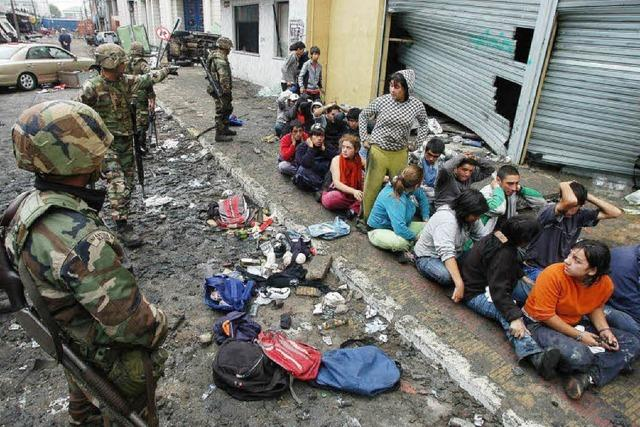 Versäumnisse im Musterland Chile