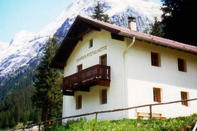 Alpenverein Lahr weiß nicht, wohin mit dem Geld