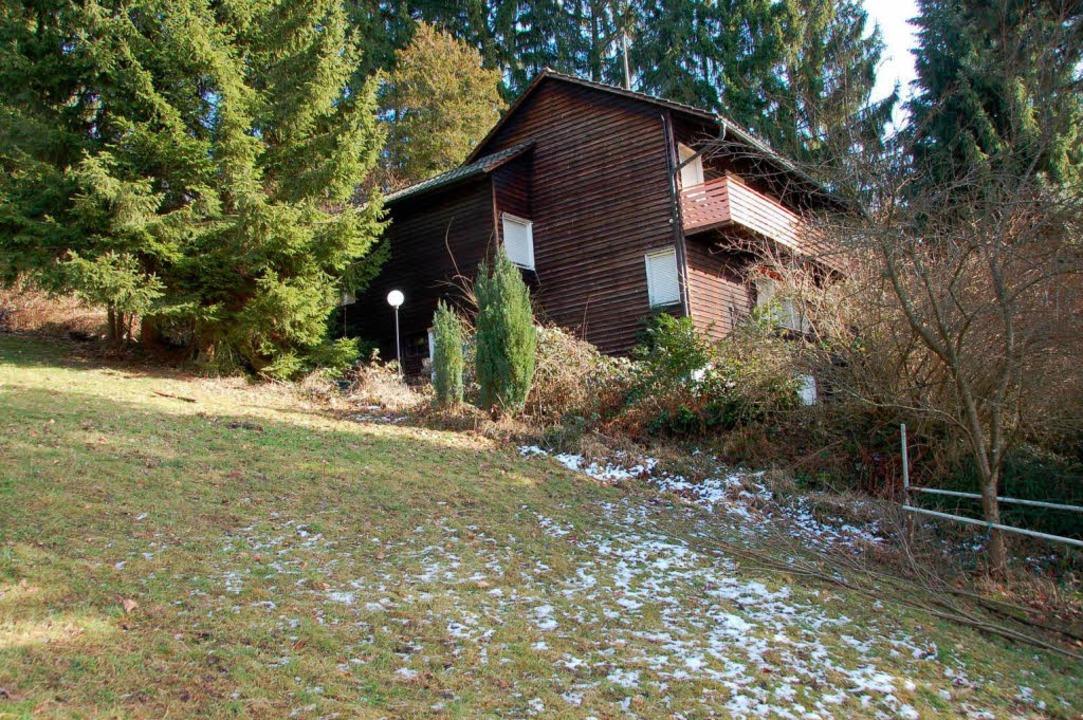 Das Haus von Oskar Schlemmer in Badenweiler.  | Foto: sigrid umiger
