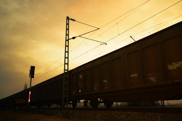 Rheintalstrecke: Stadt wird nicht gegen Bahnpläne klagen