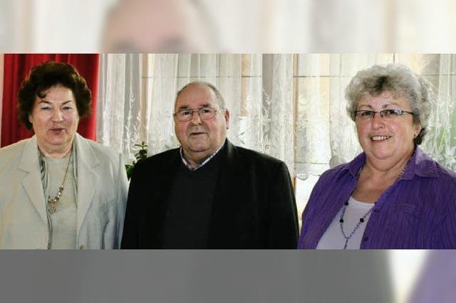 Die Senioren-Union ist vielseitig aktiv
