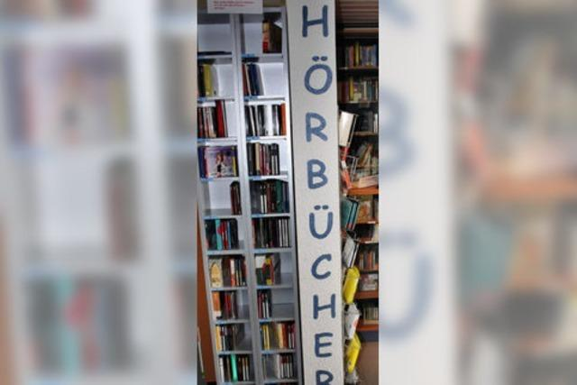 Büchereileiterin wünscht sich DVDs