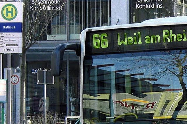 Eimeldingen beteiligt sich weiter an der Linie 66
