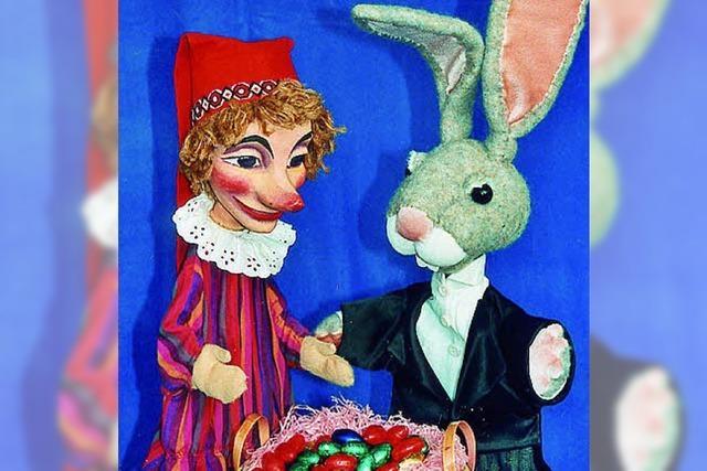 REGIO-DVD: Alarm beim Osterhasen