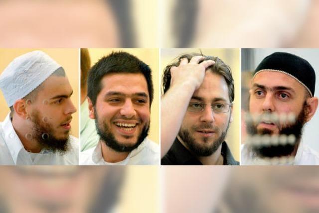Hohe Haftstrafen für Sauerlandgruppe