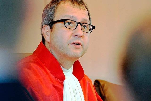 Andreas Voßkuhle ist Präsident des Bundesverfassungsgericht