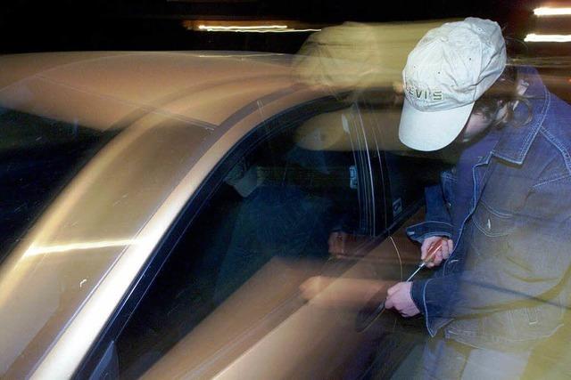 Autoaufbrecher nach wilder Verfolgung in Offenburg festgenommen