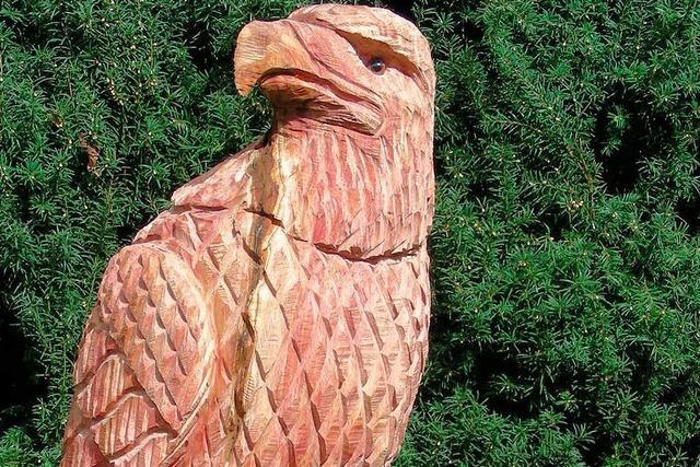Holzskulpturen in Lahr gestohlen