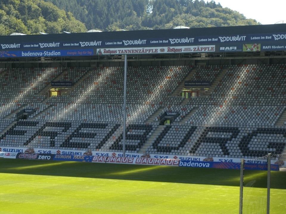 Braucht Freiburg ein neues Stadion? Nein, meinen die OB-Kandidaten.    Foto: Brigitte Sasse
