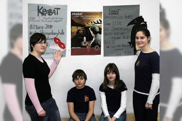 Schüler als Theatermacher