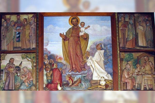 Lenzkircher spenden 42 000 Euro für ihre Kirche