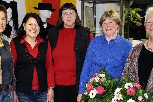 Lieselotte Geling löst Monika Hurst ab