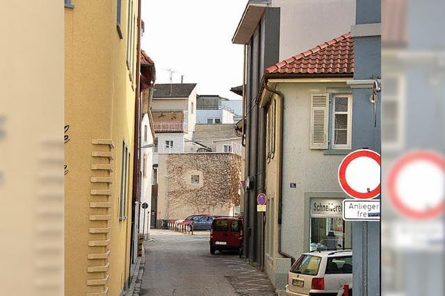 Hinterhof soll attraktives Stadtquartier werden