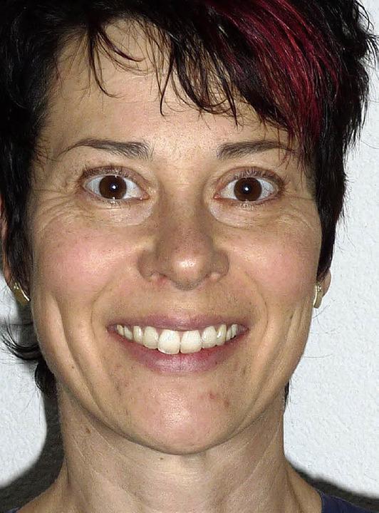 Anita Beck ist bei der SG Rheinfelden ...tnerin für die Ballschule für Kinder.   | Foto: Privat