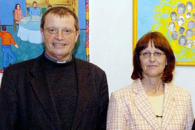 Pfarrer attackiert seine Kritikerin