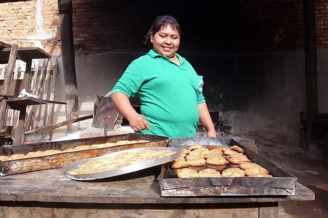 Boliviens Frauen backen keine kleinen Brötchen mehr