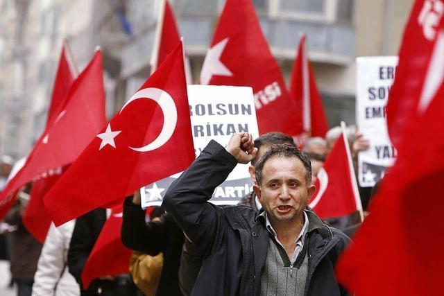 Türkei empört über US-Resolution