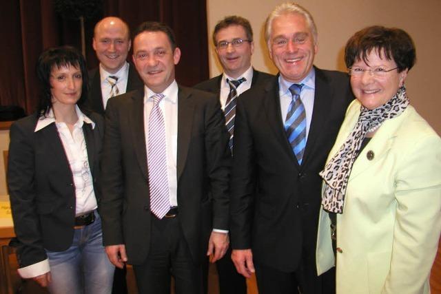CDU nominiert Schwehr und Maas