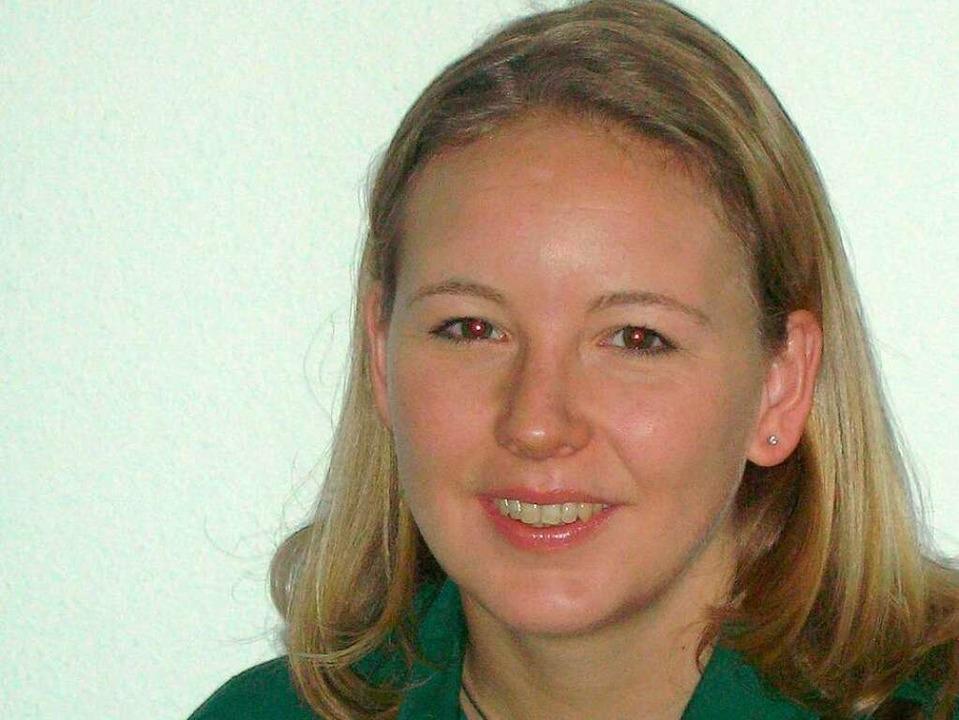 Andrea Hahn, GP-Familienbeauftragte    Foto: privat
