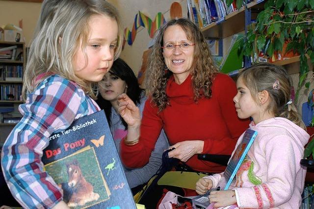 Schulbücherei öffnet sich für alle