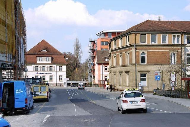 Die Freiburger Straße erhält ein neues Gesicht