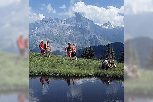 Das Berner Oberland entdecken