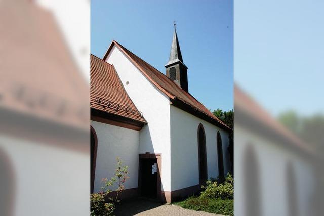 Die alte Kapelle wird runderneuert