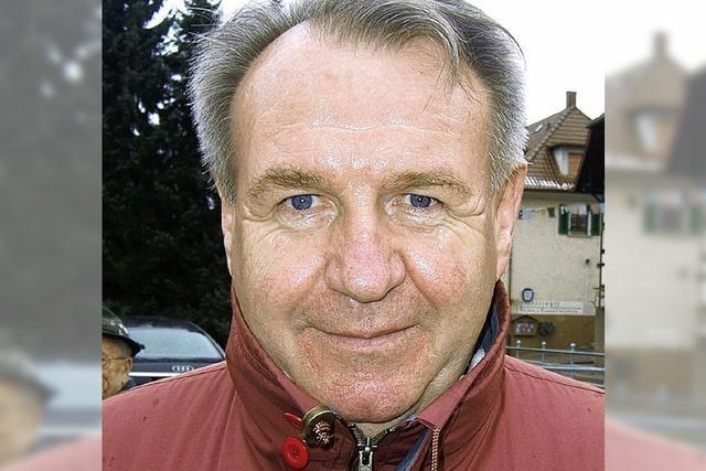Bürgermeister Wimmer hofft auf einen späten Erfolg