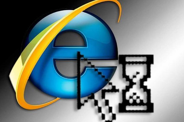 Microsoft warnt: Internet Explorer hat Sicherheitslücke