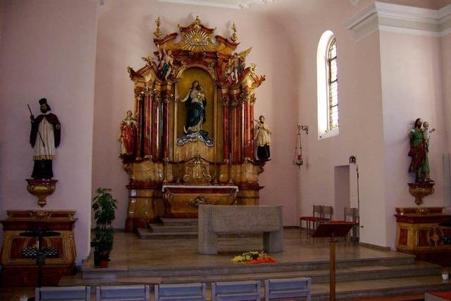 Orgelrestaurierung hat begonnen