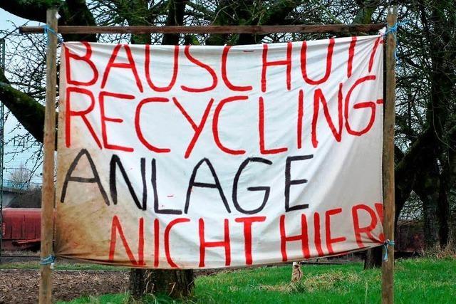 Jetzt haben die Breitfeld-Gegner in Offenburg das Wort