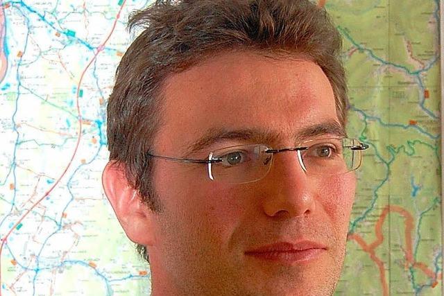 Andreas König ist der neue Bau-Chef in der Ortenau