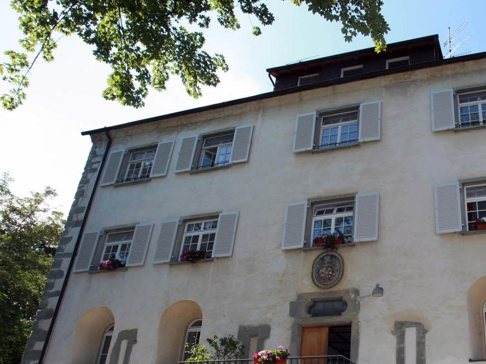 Die evangelische Internatsschule Schloss Gaienhofen am Bodensee.  | Foto: usage worldwide, Verwendung weltweit
